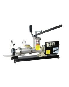 Bailey A-400 Stainless Steel Deairing Pugmill