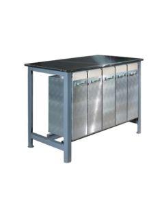 Glaze Formulating Table #1
