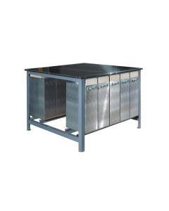 Glaze Formulating Table #2