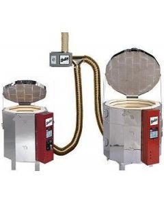 Bailey Double Fume Vent System